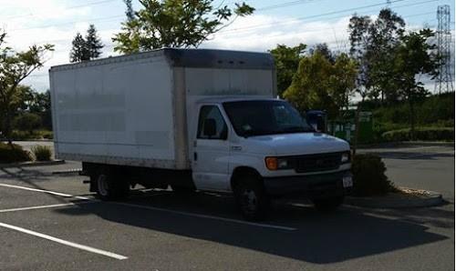 google-truck